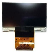 CENTER GLASS LCD for MERCEDES SPEEDOMETER CLUSTER ODOMETER DISPLAY W208 ... - $123.70