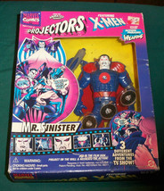 Vintage Marvel Comics X-Men Projectors Action Figures: Mr Sinister - $37.46