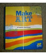 MoMA Make Art Mistakes A Creativity Sketchbook Museum of Modern Art Home... - $3.95