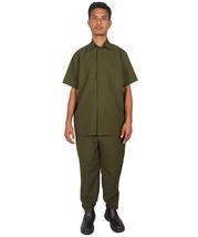 Adult Men's The informer A Costume  | Dark Green Cosplay Costume HC-1402 - $45.85