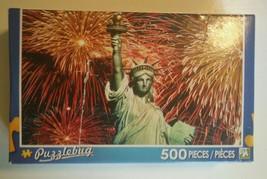 Puzzlebug Statue of Liberty 500 Piece Puzzle - $8.59