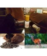 Authentic (Wild Kashmiri Kasturi) Real Deer Musk Pheromones Attar Oil 2ml+ - $22.11+