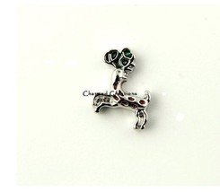 10pc Santa's Reindeer Rudolph Deer Christmas Holiday Floating Charm For Lockets - $8.90