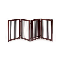Primetime Petz 360 Configurable Dog Gate with Door – Indoor Freestanding... - $170.86