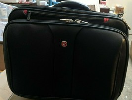 """Swiss Gear Triple Gusset Wheeled Computer Case with Notebook Case - 17""""-... - $99.98"""