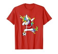 New Shirts - Dabbing Soccer 2018 Unicorn Denmark T-Shirt Men - $19.95+