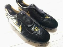 Nike Tiempo R10 Ronaldinho Soccer Cleats Mens Shoes US 12 - $64.30