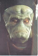 Star Wars The Phantom Menace Nute Gunray 4 x 6 Photo Postcard NEW UNUSED... - $2.00