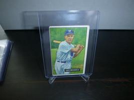 1951 Bowman Gum Baseball Card #132 Cass Michaels Trading Card Good Condi... - $8.90