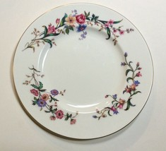 "Wedgwood Devon Sprays Dinner Plate w4076. 10 5/8"" - $7.90"