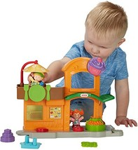 Fisher-Price Little People Manners Marketplace Playset - $39.24