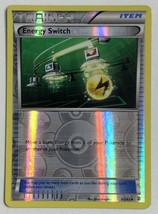 Energy Switch 61/83 Reverse Holographic Pokemon Card Generations Set Lig... - $2.54