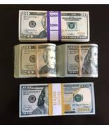 24.000 PROP MONEY REPLICA 100s 20s New Style All full Print For movie Vi... - $78.99