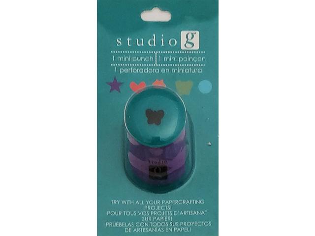 Studio G Mini Butterfly Punch #VAC0023