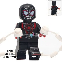 1pcs Marvel Miles Morales Ultimate Spider-Man Into The Spider-Verse Minifigures - $3.95