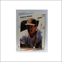1988 Fleer Update U-122 Roberto Alomar Rookie Graded MINT - $14.99