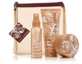 Creamy Frosted Vanilla Limited Edition Bath & Body Gift Set by Mary Kay - $19.99