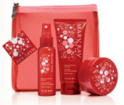 Glistening Winterberry Limited Edition Bath & Body Gift Set by Mary Kay - $14.00