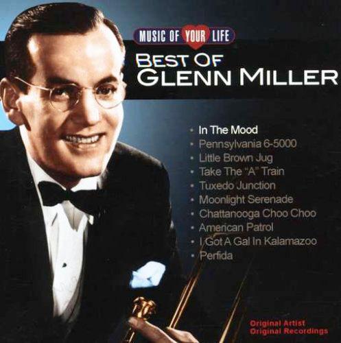 Best of glenn miller   cd