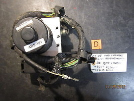 02 03 04 05 Ford Explorer/Aviator/Mountaineer Abs Pump Module #3 C542 C346 Ag - $134.64