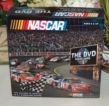 Nascar the DVD Board Game - $12.99