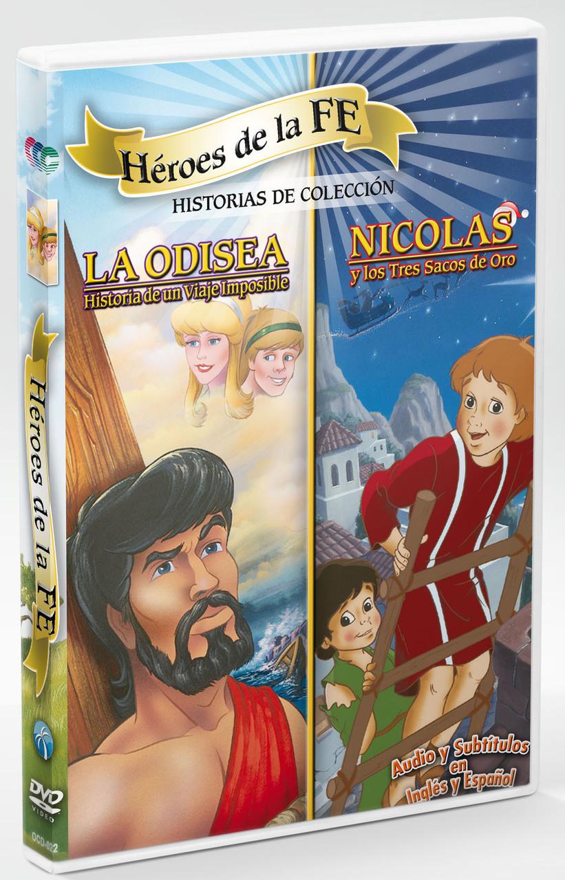 H roes de la fe   la odisea   nicolas   dvd