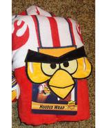 Angry Birds Star Wars LUKE SKYWALKER HOODED WRAP Kids Beach Towel Bath  NWT - $15.51