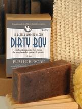 Dirty Boy Heavy-Duty Bar Soap ~ All Natural Handmade  3.5oz - $7.87