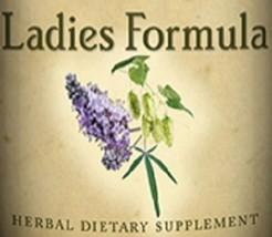 LADIES FORMULA Liquid Herbal Tincture Traditional Blend - $11.85+