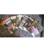 CROCHET QUILT BOOK Nice Vintage Lot (15) Magazine Afghan Block Project P... - $29.39