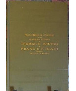 MISSOURI HISTORY Benton Blair Statues Engraving Congress CIVIL WAR UNION... - $78.39