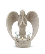 Guardian Angel Candleholder Desert Tealight  - $8.99