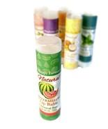 HAPPY FARMER Watermelon LIP BALM - All Natural Handmade Sun Protection - $5.83