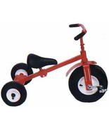 AMISH TRICYCLE Strong Sturdy Trike Heavy Duty Air Tires Full Adjustable ... - $254.97
