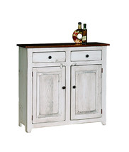 BUFFET CABINET 2 Door Country Farmhouse Amish H... - $796.73