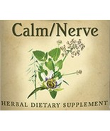 CALM NERVE Traditional 9 Herbal Blend to Support a Healthy Nervous System - $22.51+