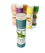 SENSATION LIP BALM - All Natural and Handmade Fresh WINTERGREEN 4 SPF US... - $5.83