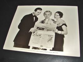 1934 Paramount Productions Movie 8x10 Press Photo Unknown Actor & Actresses 1 - $9.99