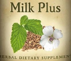 MILK PLUS Liquid Herbal Tincture Traditional Nursing Blend - $11.85