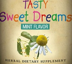 TASTY SWEET DREAMS Herbal Tincture Children's Formula in Mint Flavor - $11.85+