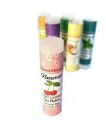SWEET CHERRIES LIP BALM ~ All Natural & Handmade Cherry Taste 4 SPF Made... - $5.83