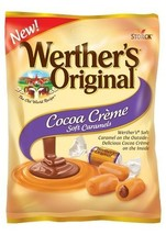 Werther's Original Cocoa Creme Soft Caramels - $7.87