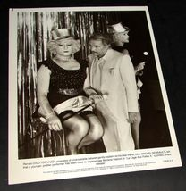 1981 Movie La Cage Aux Folles Ii 8x10 Press Photo Ugo Tognazzi Michel Serrault - $9.89