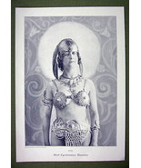 QUEEN BERENICE Wife of Ptolemy III in Female Ar... - $14.84