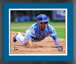 Whit Merrifield 2016 Kansas City Royals - 11 x 14 Matted/Framed Photo - $42.95