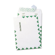 SURVIVOR Tyvek USPS First Class Mailer, Side Seam, 6x9, White, 100/Box Q... - $38.99