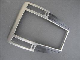OEM 2005-2012 Cadillac STS Instrument Radio Panel Dash Trim Surround Cov... - $99.99