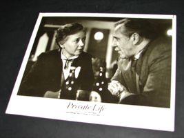 1982 Yuli Raizman Movie PRIVATE LIFE (Chastnaya zhizn) Press Photo USSR - $10.99
