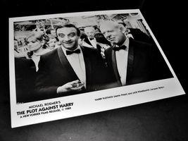 1989 Movie Plot Against Harry 8x10 Press Photo Martin Priest Jacques Taylor Pah1 - $7.99
