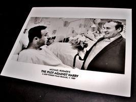 1989 Michael Roemer Movie The Plot Against Harry Press Photo Martin Priest Pah 9 - $7.99